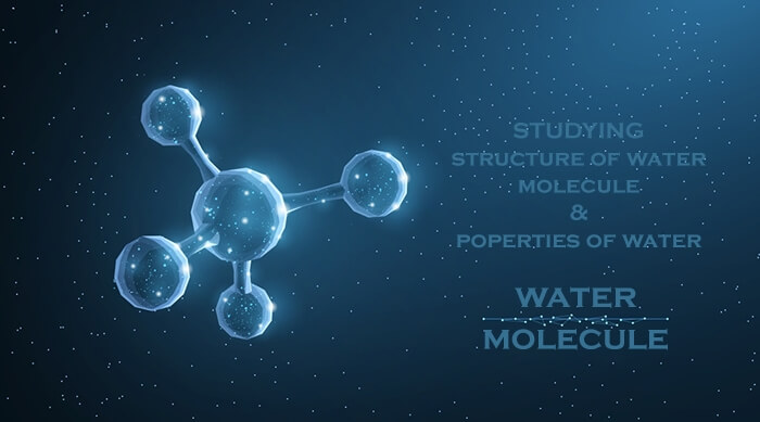 structure-of-water-molecule